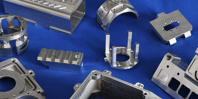 aluminum prototyping product