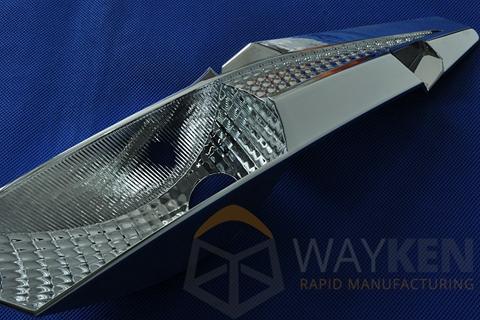 aluminum reflector CNC-6