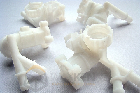 SLS rapid prototyping Model