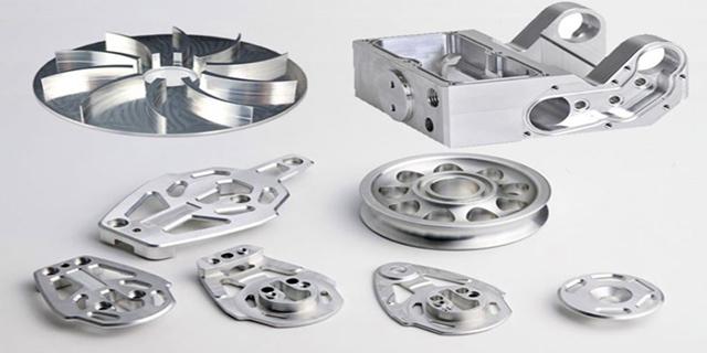 aluminum reflector CNC-3