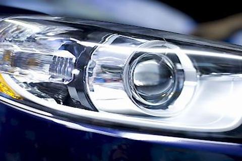 aluminum reflector CNC-4