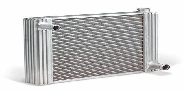 anodized aluminum radiator