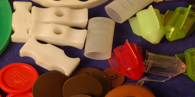 low volume plastic parts