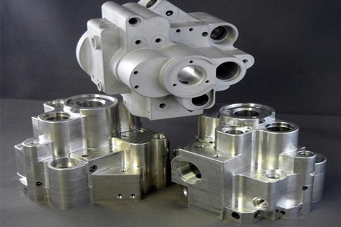 5 axis CNC machined parts