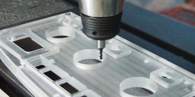 Plastics CNC Service Feature Image - 2