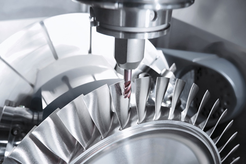 greater versatility 5 axis machining