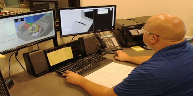 5-axis machining design
