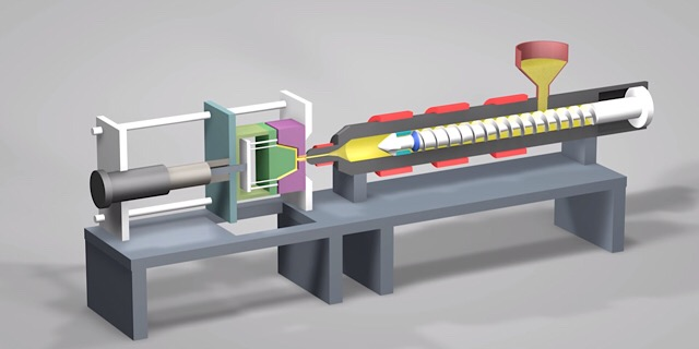 low volume injection molding process-3