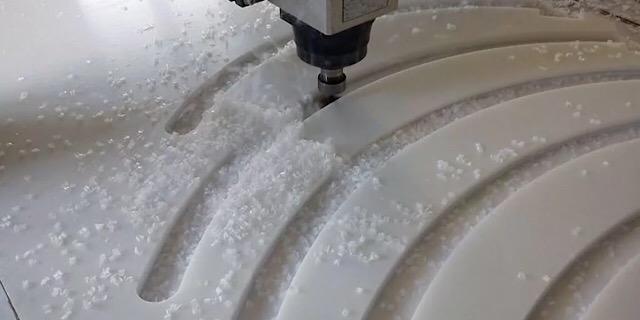 CNC Plastic Machining-5
