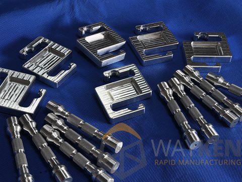 Aluminum & Metal-Low Volume Manufacturing