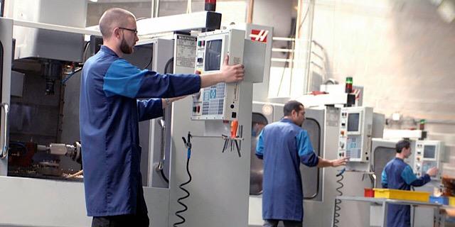 CNC machine shop-3