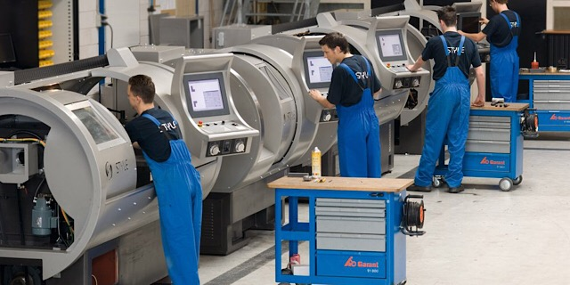 CNC machine shop-4