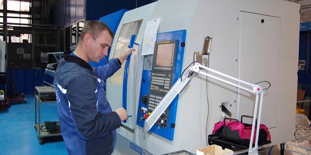 CNC machine shop-5