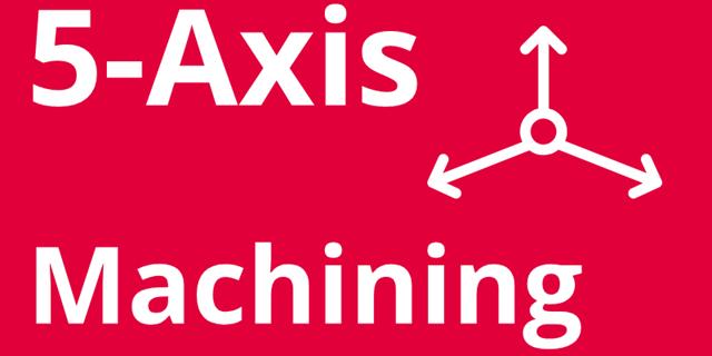 5-axis machining