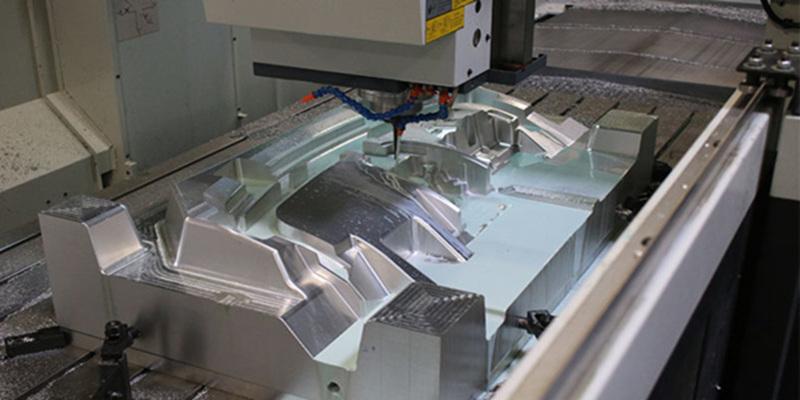 Aluminum machining-feature image