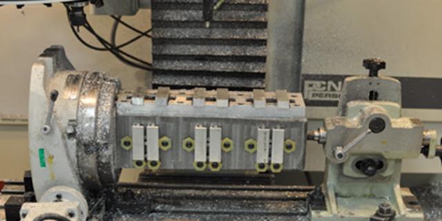 Custom CNC machining-2